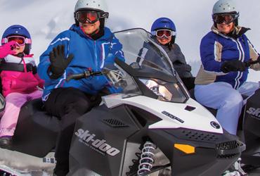 snowmobile- rentals